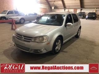 Used 2008 Volkswagen Golf City 4D Hatchback for sale in Calgary, AB