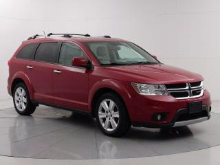Used 2012 Dodge Journey R/T AWD, 2 sets of tires and rims, Bluetooth, Nav, Sunroof, for sale in Winnipeg, MB