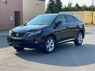 Used 2010 Lexus RX 350 Premium  Leather/Sunroof /76K for sale in North York, ON
