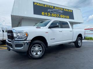 Used 2020 RAM 2500 Big Horn One Owner! Clean CarFax! 6.4L Hemi! for sale in Kingston, ON