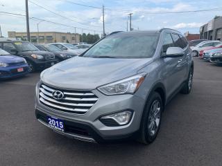 Used 2015 Hyundai Santa Fe XL Luxury,AWD ,7 Passengers for sale in Hamilton, ON