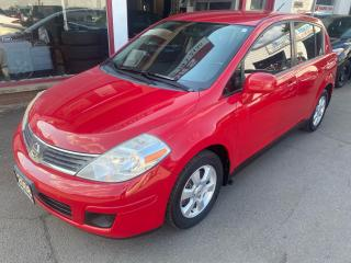 Used 2008 Nissan Versa SL for sale in Hamilton, ON