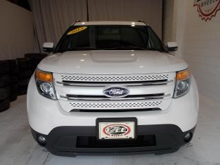 Used 2013 Ford Explorer LIMITED for sale in Windsor, ON