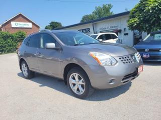 Used 2008 Nissan Rogue SL AWD for sale in Waterdown, ON