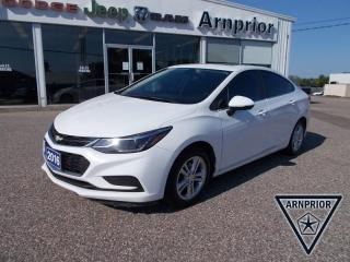 Used 2016 Chevrolet Cruze LT AUTO for sale in Arnprior, ON