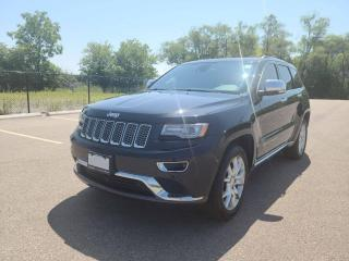 Used 2014 Jeep Grand Cherokee One owner/No Accident for sale in Richmond Hill, ON