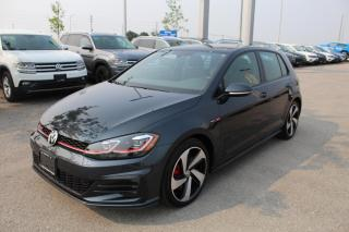 Used 2020 Volkswagen Golf GTI 2.0T Autobahn Manual for sale in Whitby, ON
