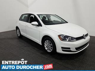 Used 2015 Volkswagen Golf TRENDLINE AUTOMATIQUE - Sièges chauffants - for sale in Laval, QC