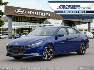 New 2021 Hyundai Elantra for sale in North Vancouver, BC