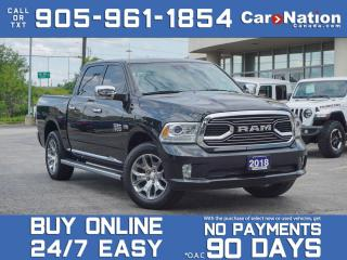Used 2018 RAM 1500 Limited 4x4| LOCAL TRADE| SUNROOF| NAVI| for sale in Burlington, ON