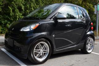 Used 2009 Smart fortwo Brabus Coupe *Mechanic Special* for sale in Vancouver, BC