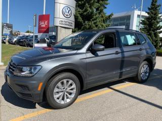 New 2021 Volkswagen Tiguan Trendline 4Motion for sale in Surrey, BC