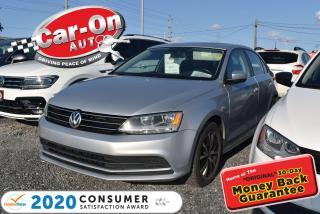 Used 2015 Volkswagen Jetta 1.8 TSI | NEW ARRIVAL for sale in Ottawa, ON