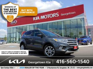 Used 2017 Ford Escape SE | B/UP CAM | HTD SEATS | BLUETOOTH | ALLOYS for sale in Georgetown, ON