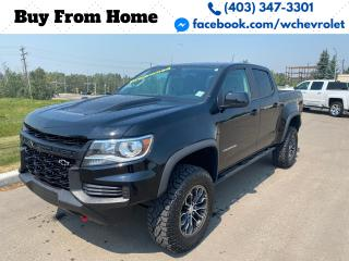 Used 2021 Chevrolet Colorado ZR2 for sale in Red Deer, AB
