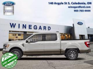 New 2021 Ford F-150 Lariat for sale in Caledonia, ON