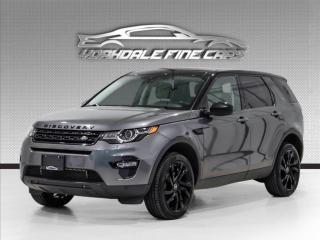 Used 2016 Land Rover Discovery Sport HSE Sport. Navi. Pano. Blind Spot. No Accident for sale in Concord, ON