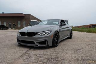 Used 2019 BMW M4 CS Coupe Alcantara Interior, Navigation, HUD, Clean Car-Fax for sale in Concord, ON