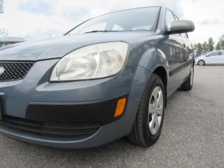 Used 2007 Kia Rio ONLY 36,687 KMS for sale in Newmarket, ON