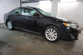 Used 2012 Toyota Camry XLE NAVI CAMERA CERTIFIED 2YR WARRANTY *1 OWNER*FREE ACCIDENT* BLUETOOTH HEATED POWER LEATHER ALLOYS for sale in Milton, ON