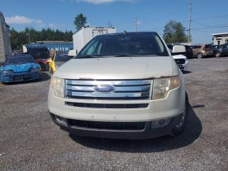 Used 2007 Ford Edge SEL Plus AWD for sale in Stittsville, ON