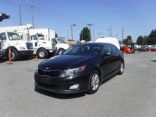 Used 2014 Kia Optima LX for sale in Burnaby, BC