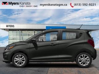 New 2021 Chevrolet Spark LT  -  Apple CarPlay for sale in Kanata, ON