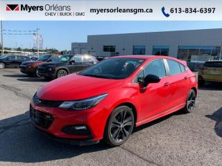 Used 2018 Chevrolet Cruze LT  RS with Sunroof!! for sale in Orleans, ON