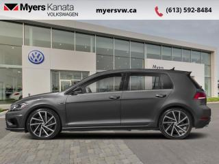 Used 2018 Volkswagen Golf R 5-Dr 2.0T 4MOTION 6sp for sale in Kanata, ON