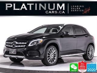 Used 2019 Mercedes-Benz GLA GLA250 4MATIC, PREMIUM PKG, SPORTS PKG, NAV, CAM for sale in Toronto, ON