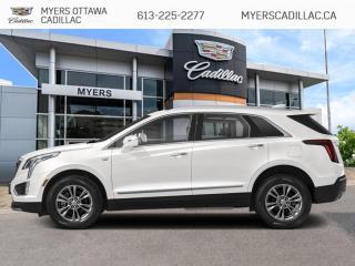 New 2021 Cadillac XT5 Premium Luxury for sale in Ottawa, ON