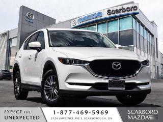Used 2018 Mazda CX-5 GS AWD SUNROOF 1 OWNER CLEAN CARFAX LOW KM for sale in Scarborough, ON
