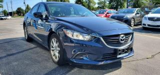 Used 2017 Mazda MAZDA6 LUXURY PKG SUNROOF LEATHER&POWER SEAT 1 OWNER for sale in Scarborough, ON