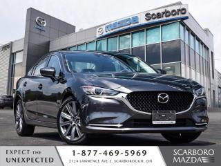 Used 2020 Mazda MAZDA6 0.99%FINANCE SAVE THOUSANDS 360 CAMERA 1 OWNER for sale in Scarborough, ON