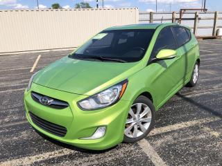 Used 2014 Hyundai ACCENT GLS 2WD for sale in Cayuga, ON