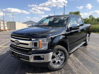 Used 2020 Ford F-150 XLT CREW 4WD for sale in Cayuga, ON