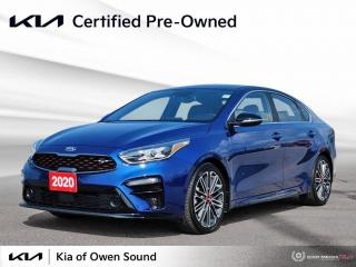 Used 2020 Kia Forte GT for sale in Owen Sound, ON