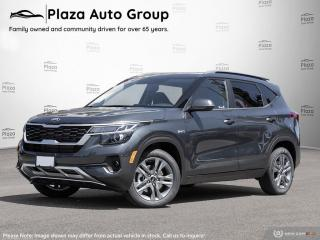 New 2022 Kia Seltos LX for sale in Bolton, ON
