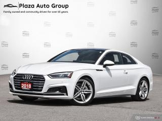 Used 2018 Audi A5 Coupe Technik for sale in Richmond Hill, ON