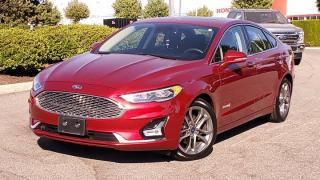 Used 2019 Ford Fusion Hybrid Titanium for sale in Abbotsford, BC