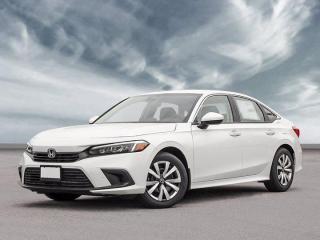 New 2022 Honda Civic SEDAN LX for sale in Corner Brook, NL