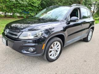 Used 2014 Volkswagen Tiguan 4MOTION 4dr Auto Comfortline for sale in Mississauga, ON