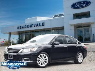 Used 2015 Honda Accord Sedan Touring for sale in Mississauga, ON