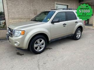 Used 2012 Ford Escape XLT* Air Conditioning/Bluetooth/REMOTE STARTER for sale in Winnipeg, MB
