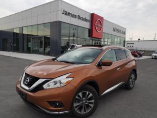 Used 2017 Nissan Murano SL for sale in Kingston, ON