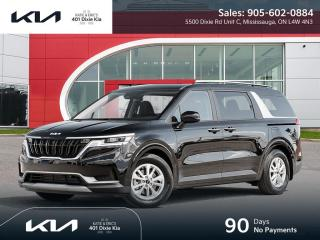 New 2022 Kia Carnival LX+ for sale in Mississauga, ON