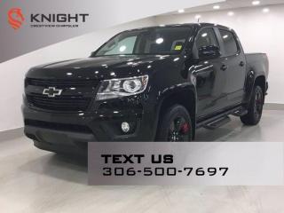 Used 2019 Chevrolet Colorado 4WD LT Crew Cab | Redline Edition | for sale in Regina, SK