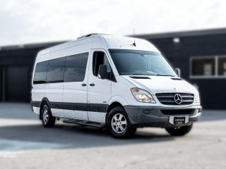 Used 2010 Mercedes-Benz Sprinter 2500 I 12 Passenger I Van 170-in. WB for sale in Toronto, ON