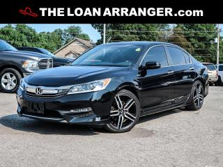 Used 2016 Honda Accord for sale in Barrie, ON