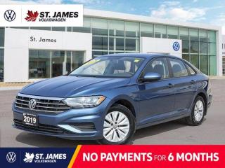 Used 2019 Volkswagen Jetta Comfortline, LOCAL ONE OWNER, BACKUP CAMERA, APPLE CARPLAY for sale in Winnipeg, MB